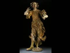 Hl. Michael aus der Bildhauerfamilie Zürn