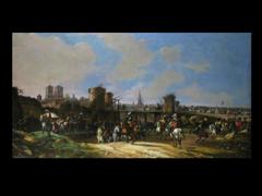 Jan Wyck 1640 Haarlem - 1702 Mortlake