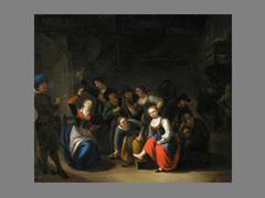 Gerrit Lundens 1622 - 1677