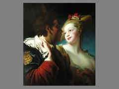 Französischer Maler des 18. Jhdts.