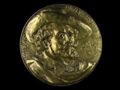 Portrait des Peter Paul Rubens, 1577 - 1640