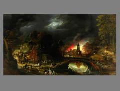 Detailabbildung: Josse de Momper 1564 - 1635