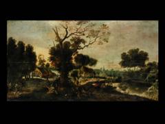 Niederländischer Maler des 17. Jhdts.