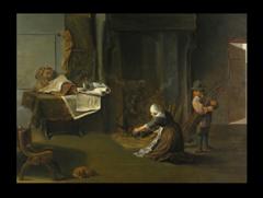 Matheus van Helmont 1623 - 1679
