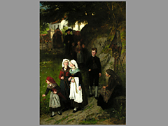 Johann Sperl, 1840 Nürnberg - 1914 Bad Aibling