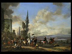 Philips Wouwerman 1619 - 1668 Haarlem