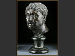 Büste eines römischen Imperators