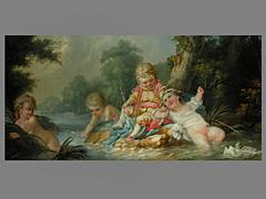 Francois Boucher, in der Art von, 19. Jahrhundert