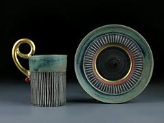 Thomas Kummer, Porzellanmaler und Keramiker, geboren 1961