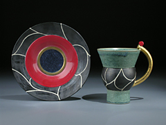 Thomas Kummer, Porzellanmaler und Keramiker, geb. 1961
