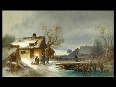 Anton Doll, 1826 - 1887