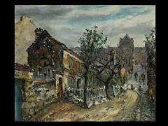 Raymond Sosse, Maler der ersten Hälfte des 20. Jahrhunderts