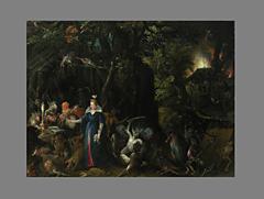 Jan Brueghel d.Ä. und Hieronymus Francken I.