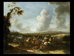 Pieter Wouwerman, 1623 - 1682, zugeschrieben