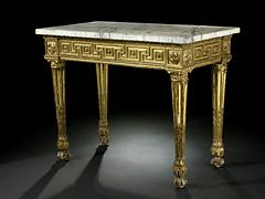 Louis-XVI-Konsole