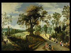 Sebastian Vrancx, 1573 - 1647 Antwerpen