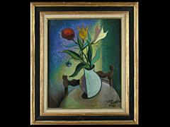 Lydia Mandel, Russische Malerin erste Hälfte 20. Jahrhundert