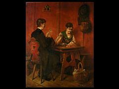 Professor Anger, Maler des 19./20. Jahrhunderts