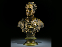 Büste des Zaren Nikolaus I.