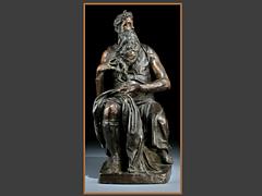 Moses nach Michelangelo