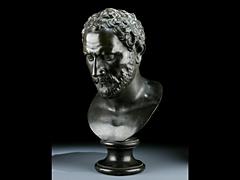 Büste des Demostenes