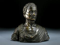 Büste des Julius Caesar, nach Conrad Meit