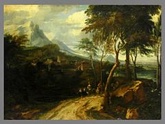 Francisque Millet, 1697 - 1777