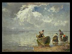 Joseph Wopfner, 1843 - 1927