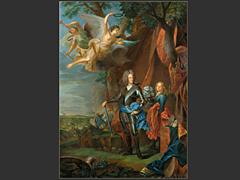 Joseph Vivien, 1657 - 1735, Werkstatt, Paris um 1710
