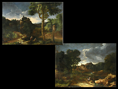 Gaspard Dughet, 1615 - 1675