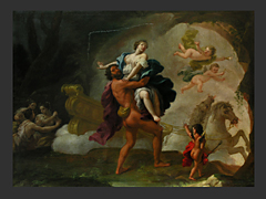 <br />Francesco Albani,  1578 - 1660, zug.