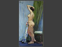 Semon A. Rotnitsky, 1915