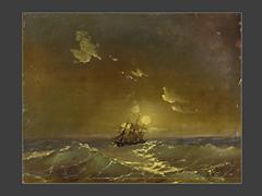 <br />Ivan Konstantinovitch Aivazovsky, <br />1817 – 1900