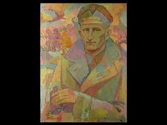 Sowjetischer Maler des 20. Jahrhunderts