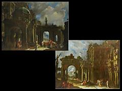 Alessandro Salucci 1590 - 1655