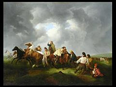 Friedrich Allemand, 1812 - 1866