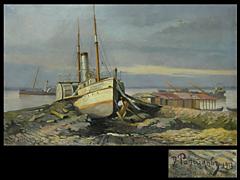 Russischer Maler des 19. / 20. Jahrhunderts