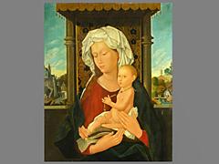 Maler in der Art des 15. Jahrhunderts