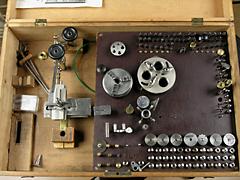 Uhrmacher-Drehbank