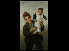 Cop Agresti Italienischer Maler des 19. Jahrhunderts