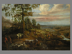 Lucas van Uden 1595 - 1673, zugeschrieben