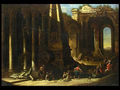 Viviano Codazzi 1603 - 1652, zugeschrieben