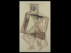 Künstler der avantgardistisch-kubistischen Schule Russland, Anfang 20. Jahrhundert