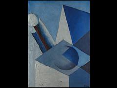Russischer Maler Anfang des 20. Jahrhunderts