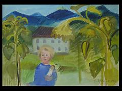 Hermann Schweizer Maler des 20. Jahrhunderts