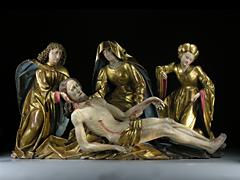 Bildhauerwerkstatt Hans Klocker in Brixen / Tirol um 1480 - 1500, zugeschrieben