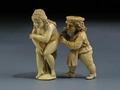 Michelangelo und Venus