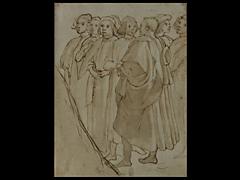 Italienischer Künstler in Art der Florentiner Schule um 1620