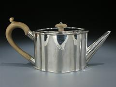 Englische Teekanne