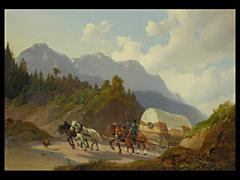 Albrecht Adam 1786 - 1862